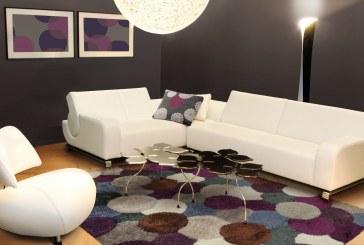 Chez univers du tapis, une intérieure plus design et plus vitale