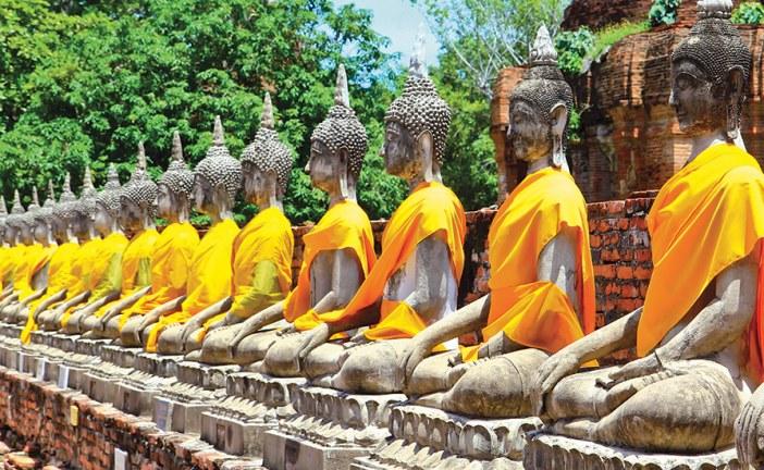 À la découverte des richesses culturelles de la Thaïlande