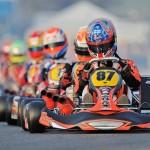 Karting : les pilotes assurent sur leurs terres