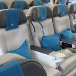 Focus sur la nouvelle offre classe Premium Eco