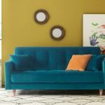 Le canapé convertible : facile à utiliser et confortable