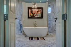Les modèles de baignoires en vogue sur le marché