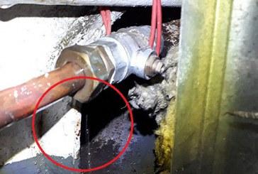 Comment trouver une fuite d'eau à l'intérieur d'un mur ?