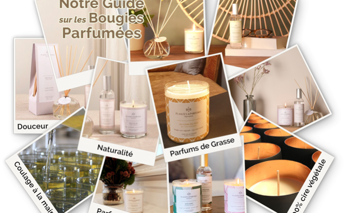Les avantages d'une bougie aromatique pour votre maison