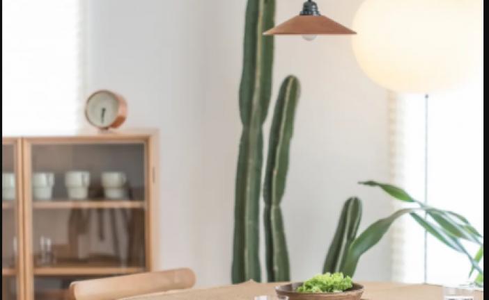 Comment maximiser la disposition de votre salle à manger ?