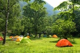 Quel matériel emporter lors d'un camping en famille