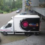 Organisation événementielle avec un spécialiste du transport et de la logistique