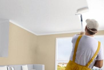 Comment bien peindre le plafond ?